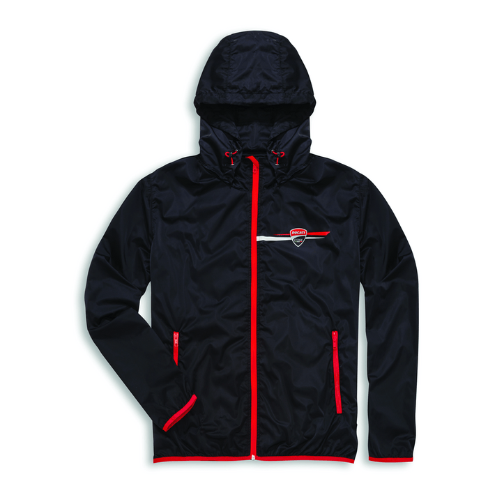 RAIN JACKET DUCATI CORSE STRIPE - SunstateMC