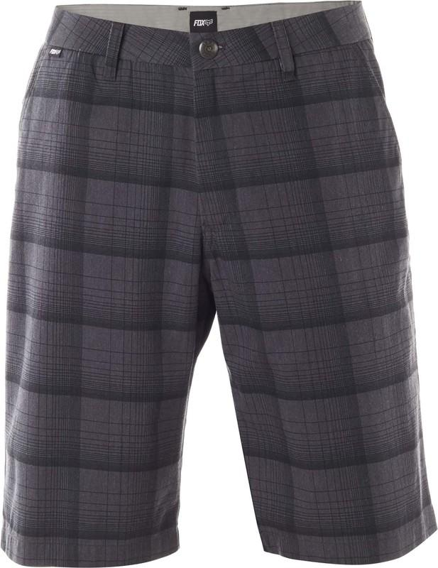 ESSEX PRINTED PLAID SHORT - SunstateMC