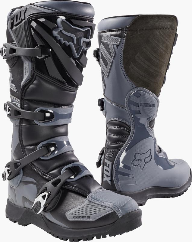 COMP 5 OFFROAD BOOT