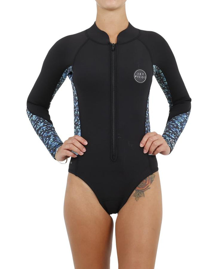 BEC ASCENT L/S 2MM LADIES SPRINGSUIT - SunstateMC