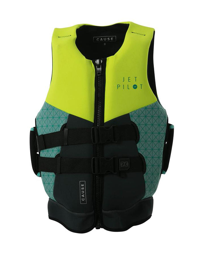 CAUSE F/E LADIES L50 NEO VEST - SunstateMC