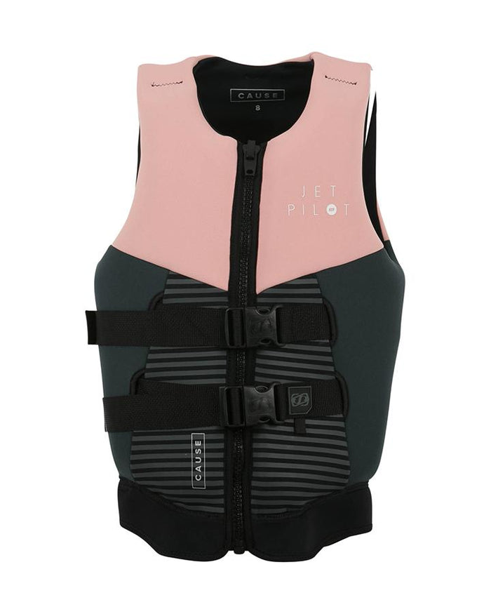 CAUSE F/E LADIES L50S NEO VEST - SunstateMC