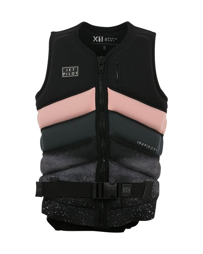 X1 RAPID DRY SEGMENTED F/E LADIES NEO VEST - SunstateMC
