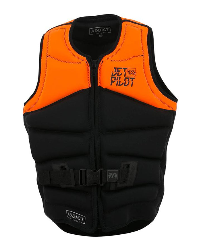 ADDICT REVERSIBLE SEGMENTED F/E NEO VEST - SunstateMC