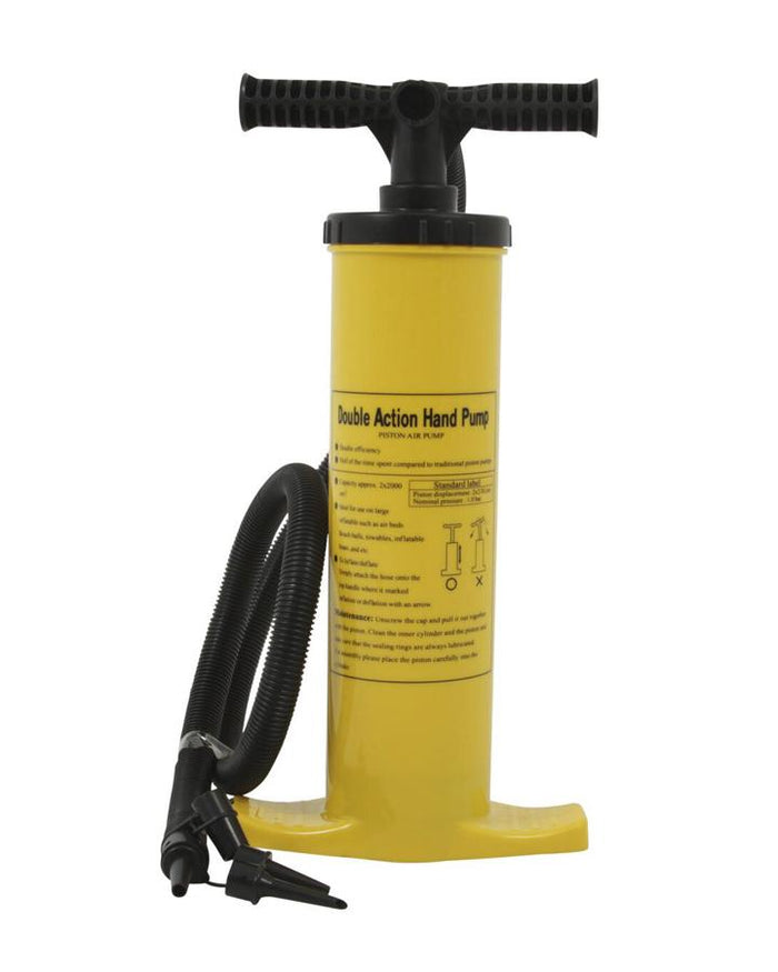 DOUBLE ACTION MANUAL HAND PUMP