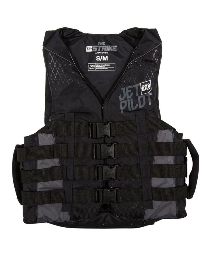 STRIKE F/E NYLON VEST - SunstateMC