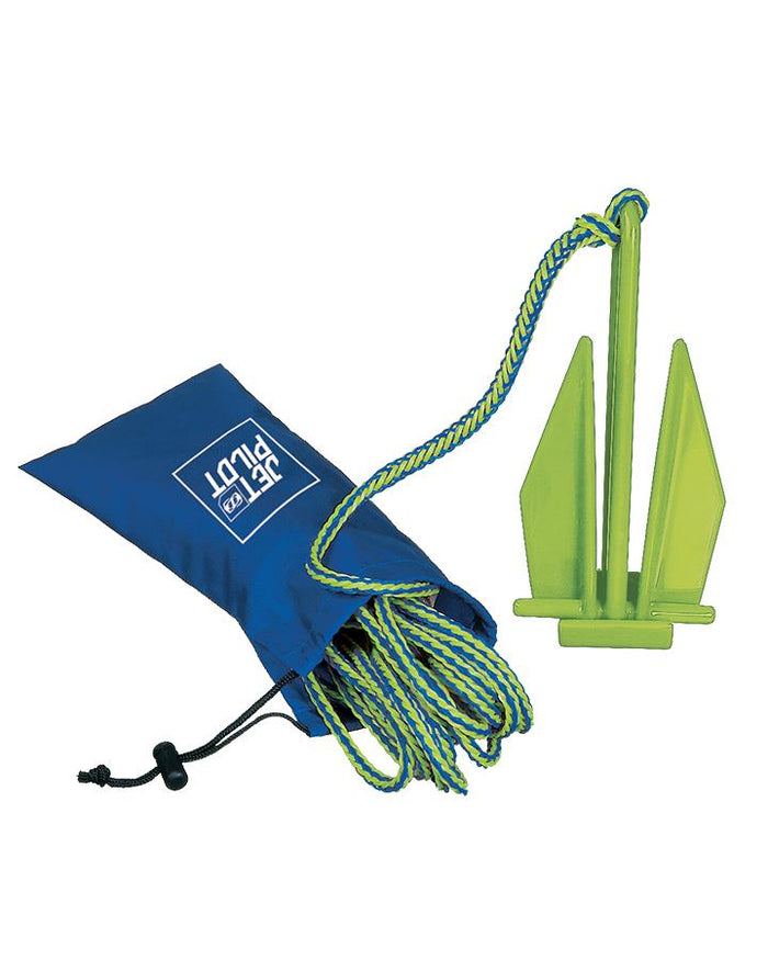 LIGHTWEIGHT FLUKE ANCHOR