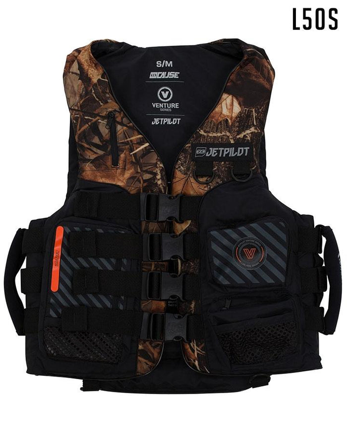 VENTURE NYLON VEST - SunstateMC