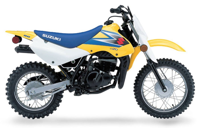 JR80 Suzuki Sunstate Motorcycles Gold, Sunshine, Fraser Coast