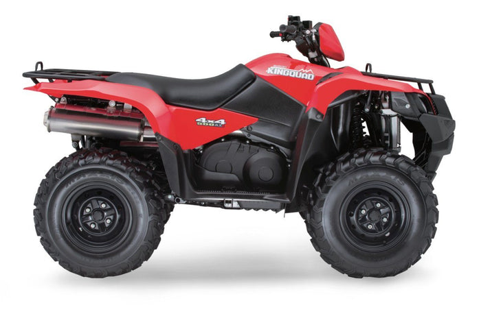 KingQuad 500AXi Power Steering