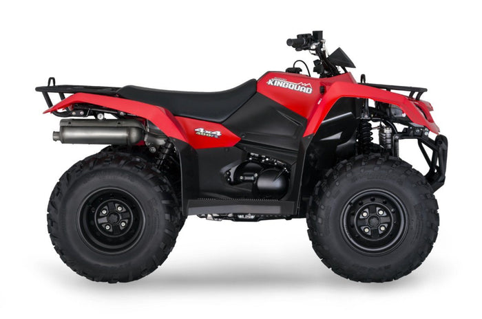 KingQuad 400FSi 4x4 - SunstateMC