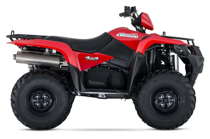 KingQuad 750AXi 4x4 Red Power Steering