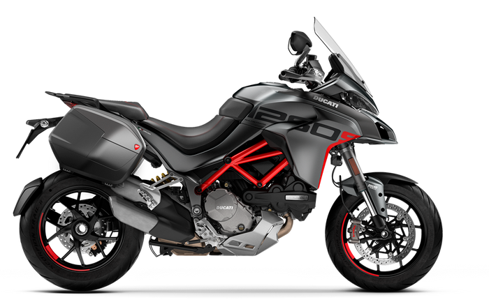 Multistrada 1260 S Grand Tourer
