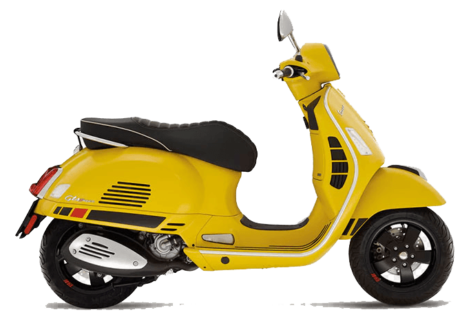 946 Bellissima Vespa Sunstate Motorcycles Gold, Sunshine Fraser Coast
