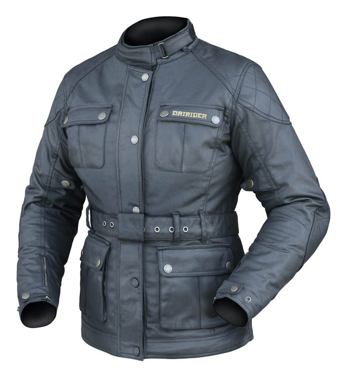 Alpine Ladies Legend Jacket - SunstateMC