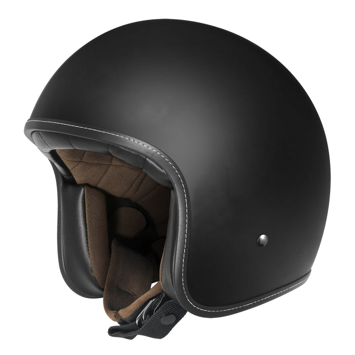 BASE OPEN FACE HELMET - SunstateMC