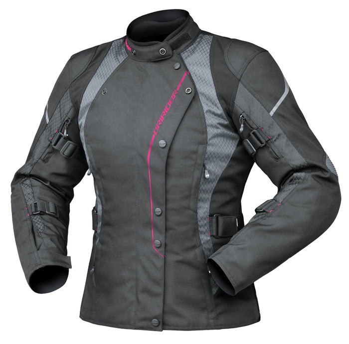 Vivid 2 Jacket Ladies - SunstateMC