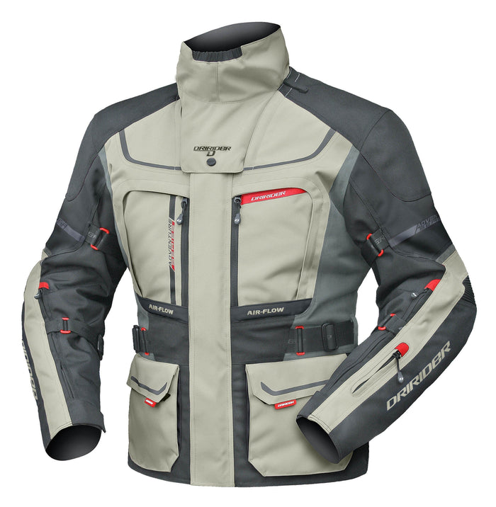 Vortex Adventure 2 Jacket - SunstateMC