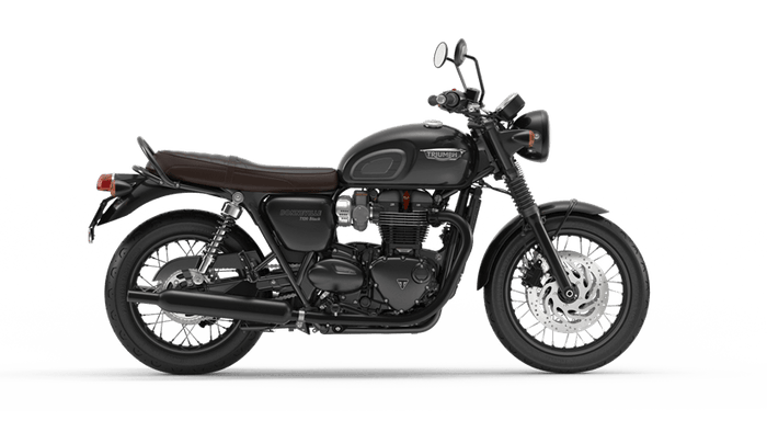 SAVE $1500 Bonneville T120 Black - SunstateMC