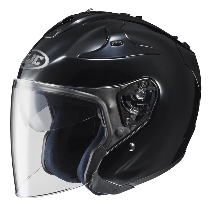 fg-jet-helmet Black - SunstateMC