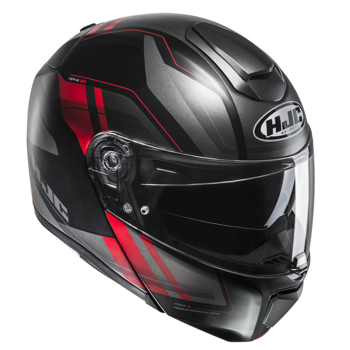 rpha-90-helmet Black/Grey/Red