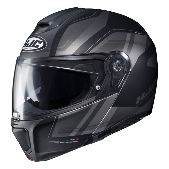 rpha-90-helmet Black/Silver - SunstateMC