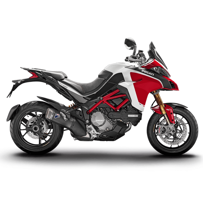 Multistrada 1260 Pikes Peak - SunstateMC