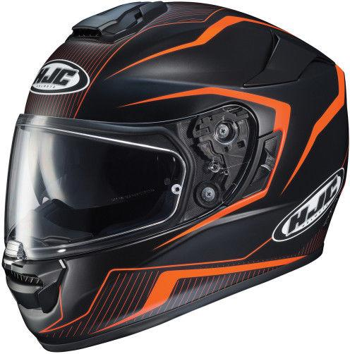 rpha-st-helmet Black/Orange