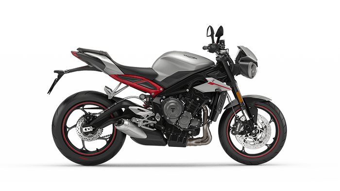 Street Triple R Low - SunstateMC