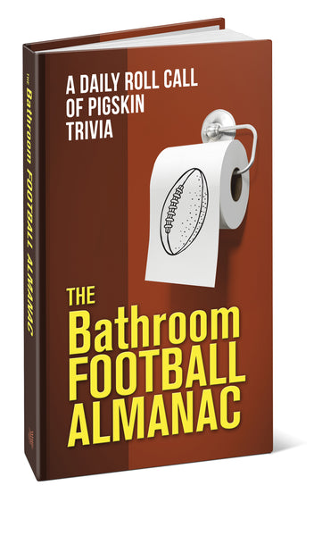 The Bathroom Football Almanac 10-Pack