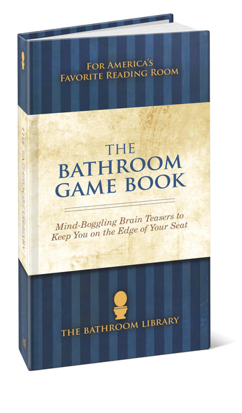 The Bathroom Game Book