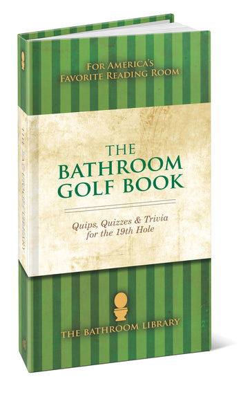 The Bathroom Golf Book 10-Pack