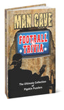 Man Cave Football Trivia 10-Pack