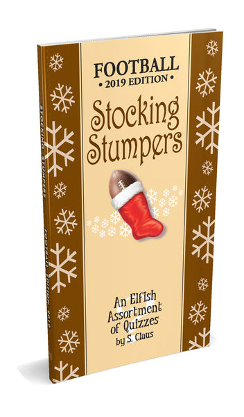 Stocking Stumpers Football 2019