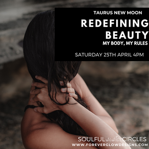 April Soulful Sister Circle - Redefining Beauty
