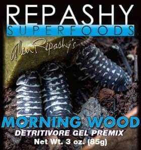 Repashy Morning Wood Isopod Gel - Canada Ant Colony
