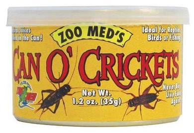 Zoo Med Can O' Crickets - Canada Ant Colony