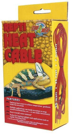 Zoo Med Repti Heat Cable - Canada Ant Colony