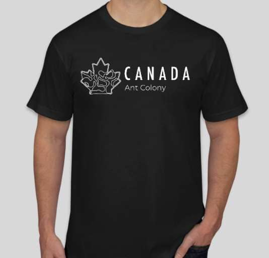 Canada Ant Colony T-shirt - Canada Ant Colony