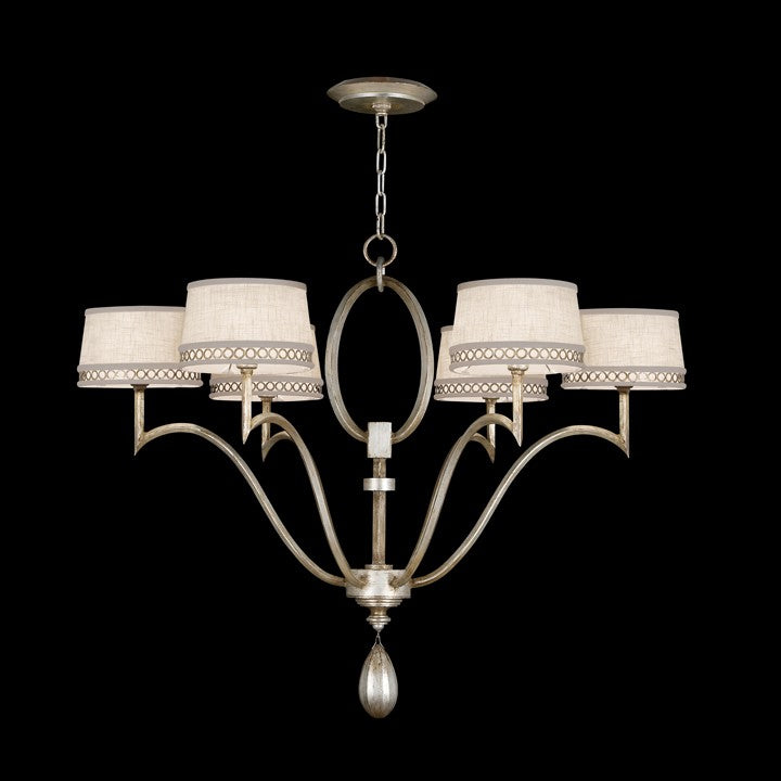 Fine Art Lamps | Allegretto Chandelier | Laura Kincade Furniture | Sydney Australia