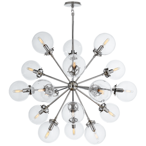 Visual Comfort & Co. | Bistro Round Chandelier | Laura Kincade Furniture | Sydney Australia