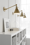 Visual Comfort & Co. | Boston Functional Single Arm Library Light | Laura Kincade Furniture | Sydney Australia
