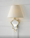 Madeline Small Mirrored Sconce
