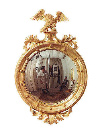 Roberto Giovannini | English Regency Mirror | Laura Kincade Furniture | Sydney Australia