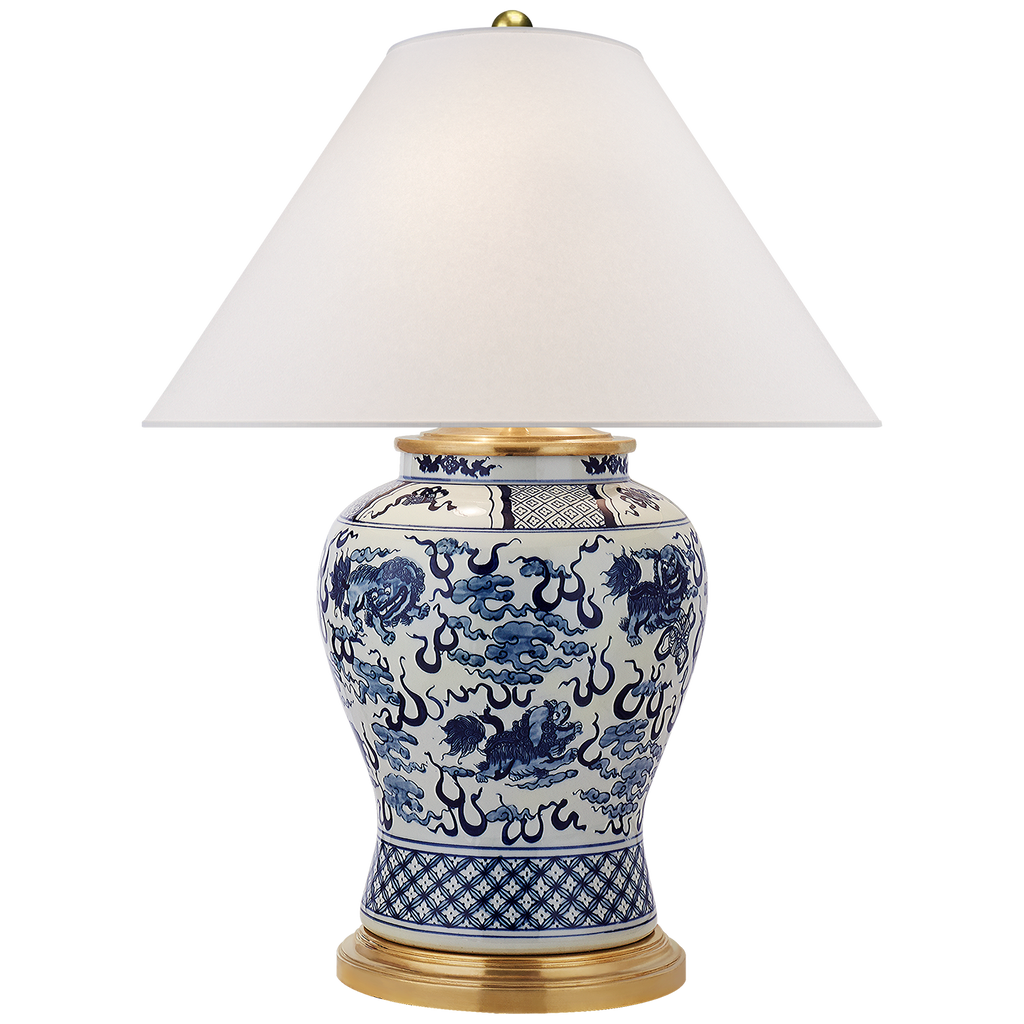 Visual Comfort & Co. | Foo Dog Table Lamp | Laura Kincade Furniture | Sydney Australia