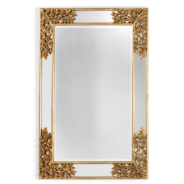 Roberto Giovannini | Mirror Frame with Roses | Laura Kincade Furniture | Sydney Australia