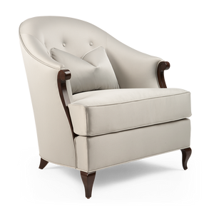 Christopher Guy | Morzine Occasional Chair | Laura Kincade Furniture | Sydney Australia
