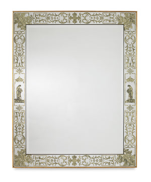 Julian Chichester | Queen Anne Mirror | Laura Kincade Furniture | Sydney Australia