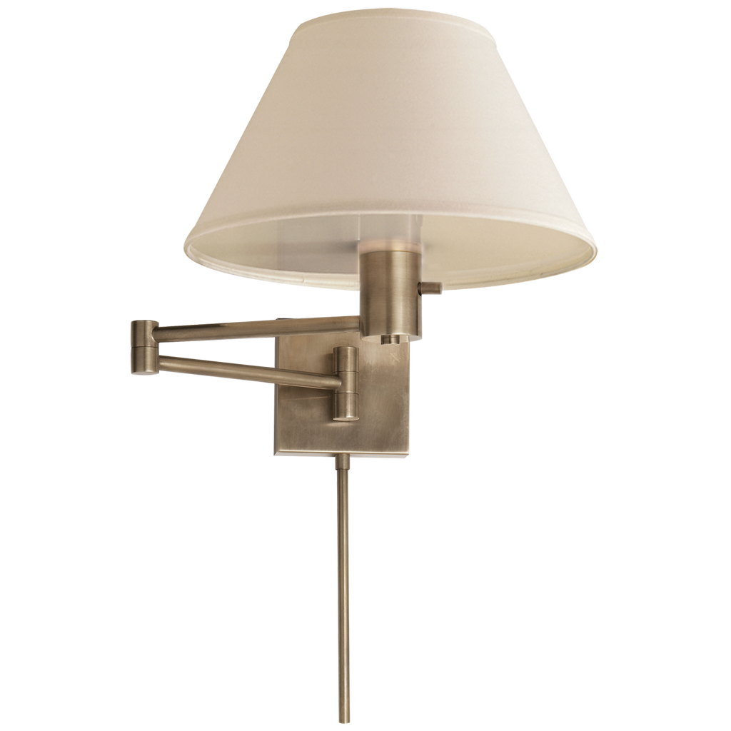 Visual Comfort & Co. | Classic Swing Arm Wall Lamp | Laura Kincade Furniture | Sydney Australia