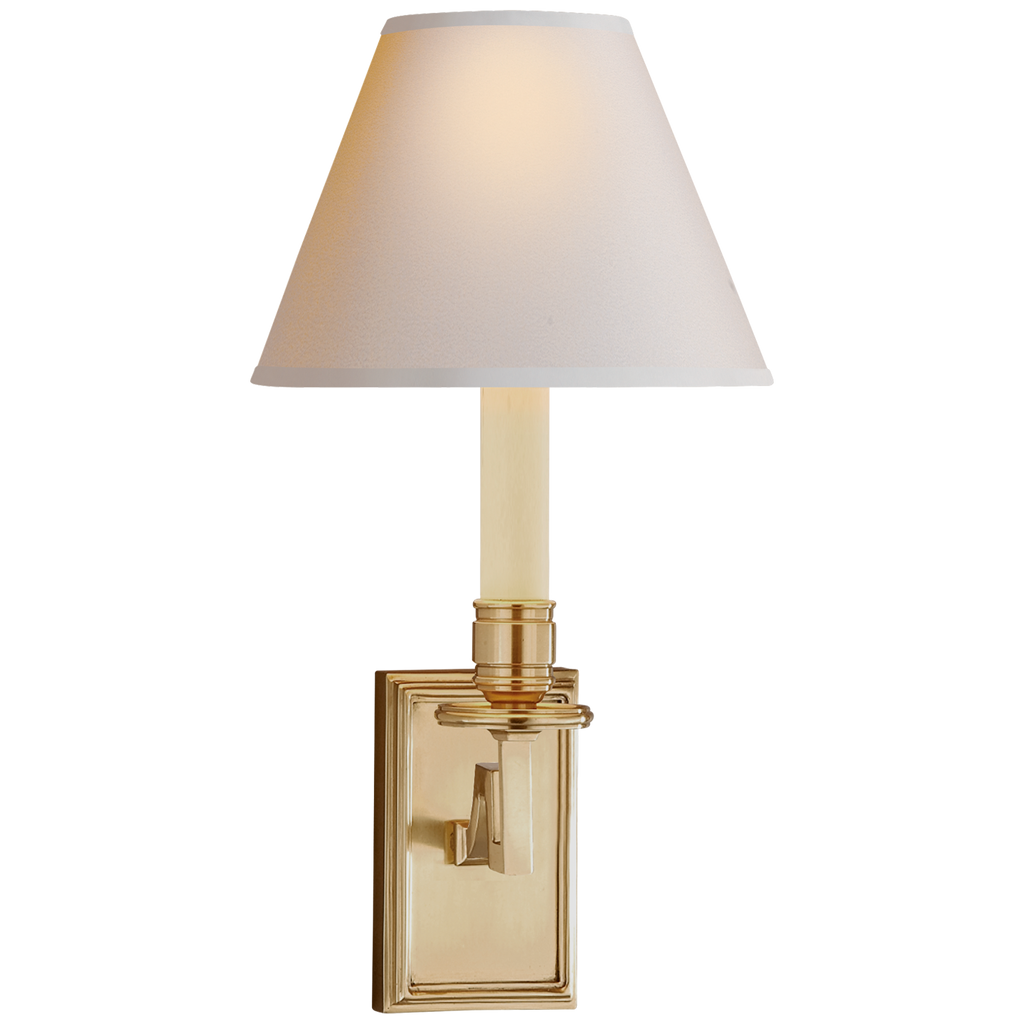 Visual Comfort & Co. | Dean Library Sconce | Laura Kincade Furniture | Sydney Australia